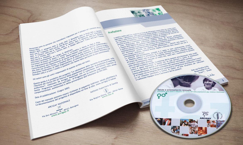 Libretto e CD-Rom per Arcigay