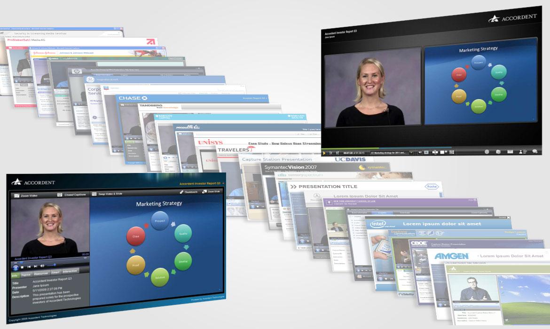 UI design per Accordent