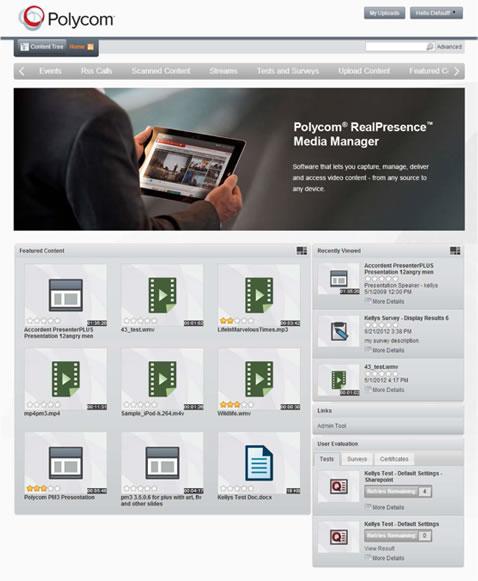 Media Manager Portal