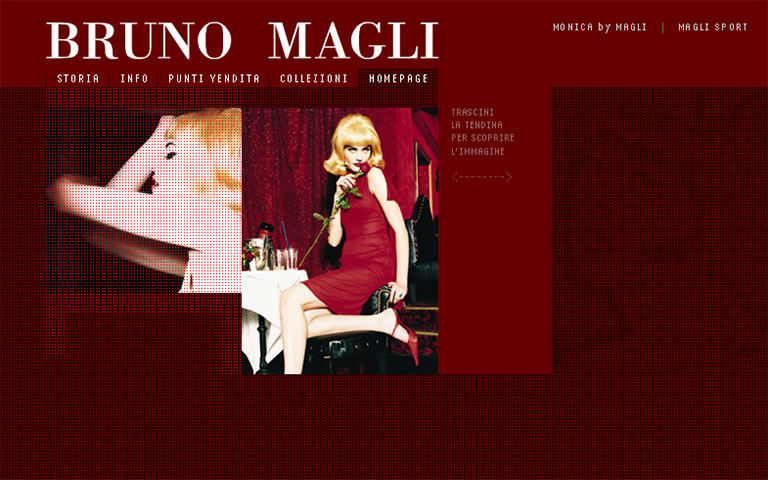 Bruno Magli website