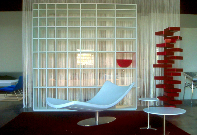 Cappellini LA Showroom