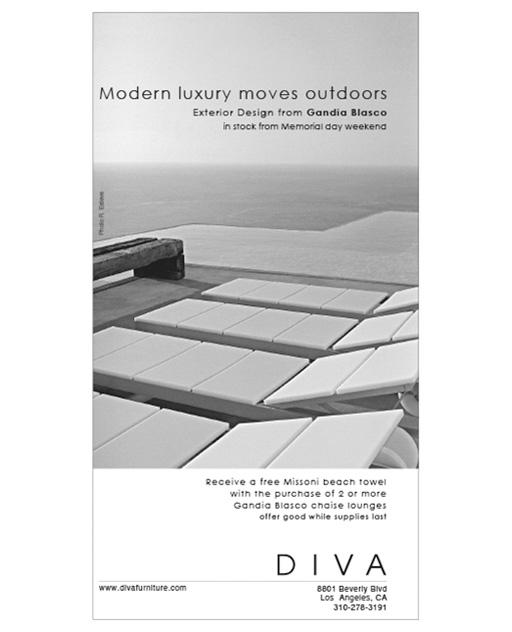 Diva ads - Gandia Blasco