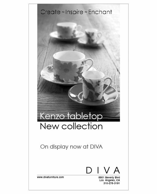 Diva ads - Kenzo