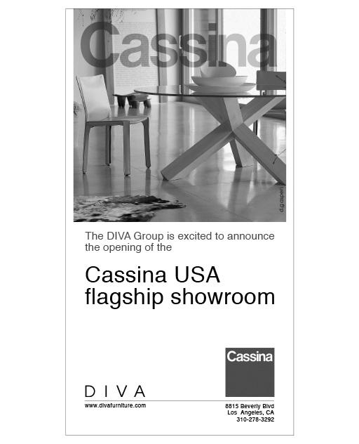 Diva ads - Cassina