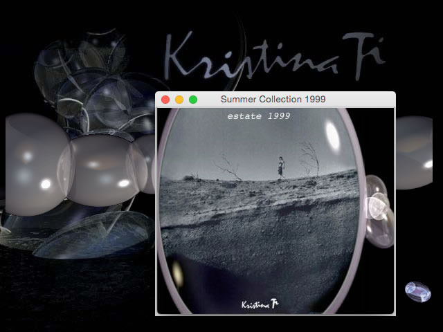 Kristina Ti website